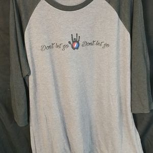 Jerry Garcia Don't Let Go long sleeve